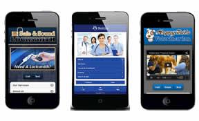 Demo Mobile Websites